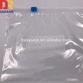 Plastic Ldpe resealable slide bag/slider bag for printing packaging 2