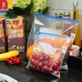 Plastic Ldpe resealable slide bag/slider bag for printing packaging 3
