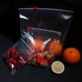 Plastic Ldpe resealable slide bag/slider bag for printing packaging 4