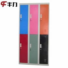Colorful 6 Doors Steel S