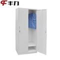 2 Door Steel Locker Metal Clothes