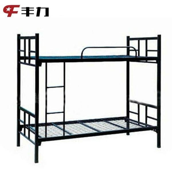Steel School Dormitory Double Bunk Bed 5