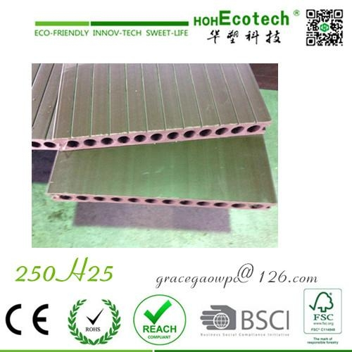 new design exterior landscape flooring wpc deck 1