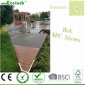 20mm thick solid wood flooring Exterior house remolding deck 2