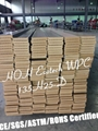 crack resistant rodent free WPC wholesale price wpc deckings 2
