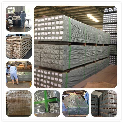 none-slip anti-pest wood plastic composit decking 2