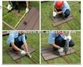 none-slip anti-pest wood plastic composit decking 3