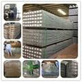 plastic composite decking BSCI modern WPC flooring Joist 2