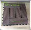 interlock easy install WPC DIY Tiles Hoh
