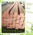 plastic composite decking BSCI modern WPC flooring Joist 5