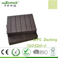 High density plank wood composite