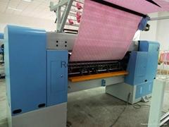 Reid Multi Needle Computerized High Speed Quilting Machine