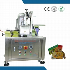 Automatic operation carton box sealing machine
