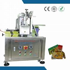 Automatic operation carton box sealing machine