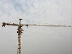 青島天正重工專業生產QTZ63塔吊