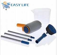 Plastic Paint Roller Brush for home use