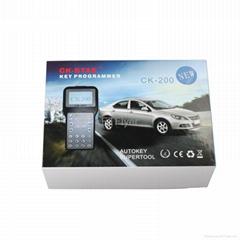 New generation for Car Locksmith Tools CK200 V38.03 Key Programmer Powerful