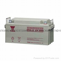 汤浅蓄电池NP100-12现货价格