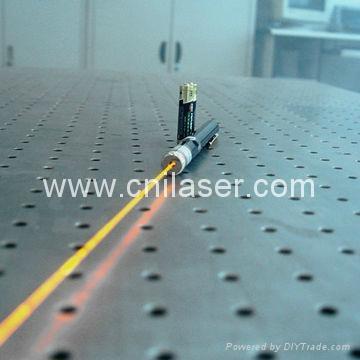 593.5nm 2mW Yellow Laser Pointer 1