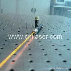 593.5nm 2mW Yellow Laser Pointer