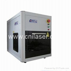 2015 New 3D photo crystal laser printer