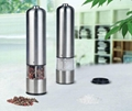 hot sell Electric salt or pepper mills