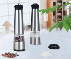 table salt or pepper mills