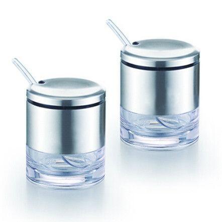 Stainless Steel Oil or vinegar dispenser 5
