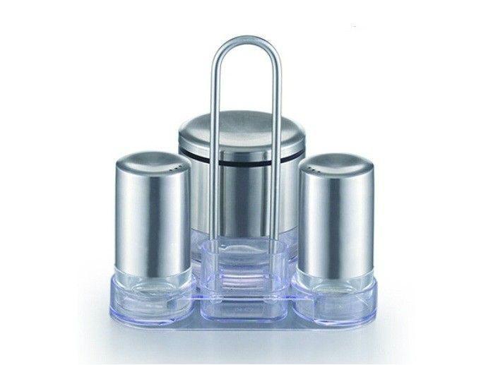 Stainless Steel Oil or vinegar dispenser 4