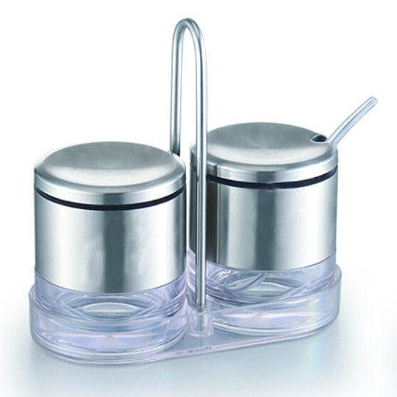 Stainless Steel Oil or vinegar dispenser 2