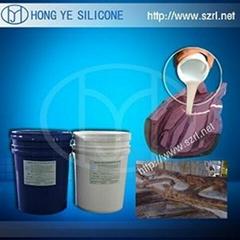 Addition silicone rubber for artificial stone molding