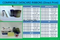 Datacard 535000-003 YMCKT 500 Prints Ribbons and Cleaning Kits Made in Korea Dat 2