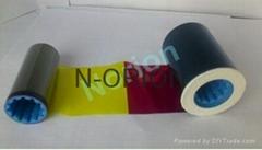 Compatible Zebra Ribbon 800015-440in YMCKO 200 India IN Version Made in Korea