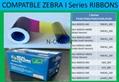 Zebra 800015 -540 YMCKO 330 Prints P310i P330i P420i P430i P520i Printer Ribbons 2