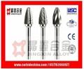 Tungsten carbide Hardmetal Rotary Burr