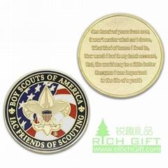 Medal Pin