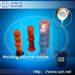 candle moulds silicone China