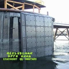 超高分子聚乙烯貼面護舷防撞板