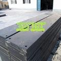 抗靜電耐低溫黑色UPE板 3