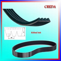 ribbed v belt poly v belt rubber belt