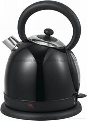 出口欧洲喷油电热水壶