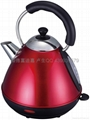 Stainless  electric kettle   /Colour