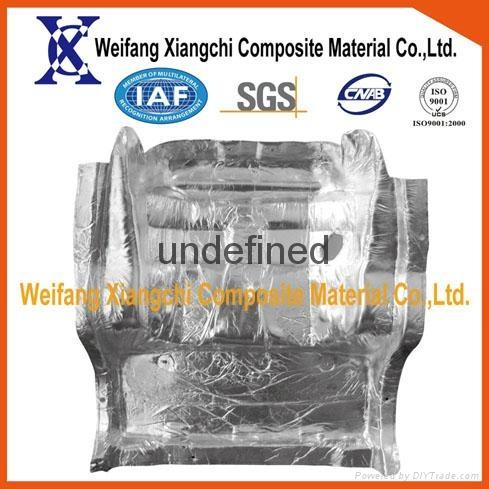 E-fiberglass Processed Products Heat Insulation 1