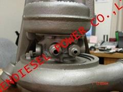 Turbocharger HX35G 3538687