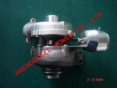 Turbocharger GT1544V 9663199280 753420-0005