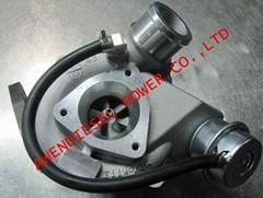 Turbocharger GT1749S 715924-0002 715924-0004 28200-42700 for hyundai 4D56T