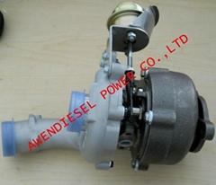 Turbocharger GT1749V 708639-5010S 708639-5007S 708639-0006 0005 0004 0003 0002