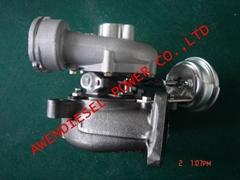 Turbocharger 717858-5009S 5008S 0007 0005 0004 0003 0002