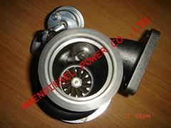 Turbocharger GT2052S 721843-0001/5001S/0003 IH038E EX79159