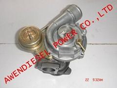 Turbocharger K04 53049880015 53049700015 038145701D
